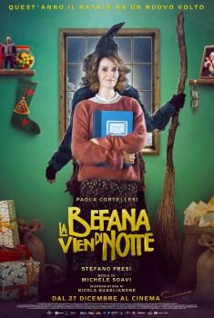 La befana vien di notte (2018) Poster