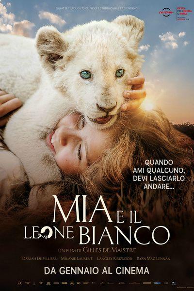 Mia e il Leone Bianco (2018) Poster