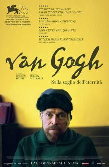 Van Gogh - Sulla soglia dell'eternità (2018) Poster