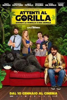 Attenti al Gorilla (2018) Poster