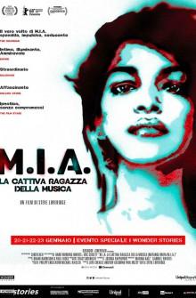 M.I.A. - La cattiva ragazza della musica (2019) Poster