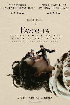 La Favorita (2018) Poster