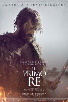 Il primo re (2018) Poster
