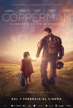 Copperman (2019) Poster