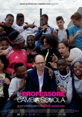 Il professore cambia scuola (2018) Poster