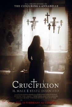 Crucifixion (2017) Poster