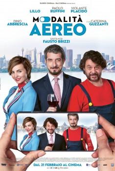 Modalità Aereo (2019) Poster