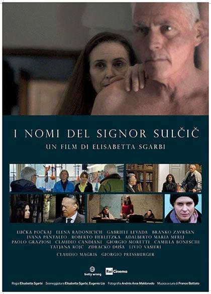 I nomi del signor Sulcic (2019) Poster
