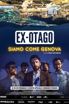 Ex-Otago - Siamo come Genova (2019) Poster