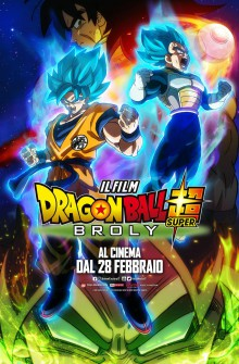 Dragon Ball Super: Broly (2018) Poster