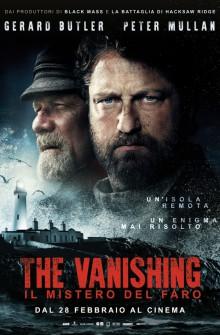 The vanishing - Il mistero del faro (2018) Poster