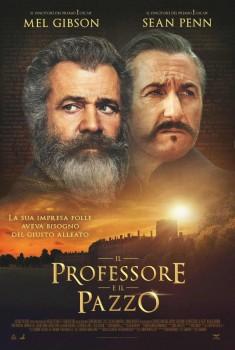Il professore e il pazzo (2019) Poster