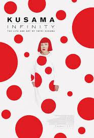 Kusama - Infinity (2018) Poster