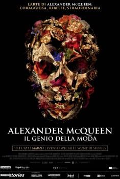 Alexander McQueen - Il genio della moda (2018) Poster