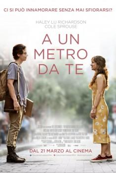 A un metro da te (2019) Poster