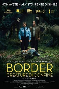 Border - Creature di confine (2018) Poster