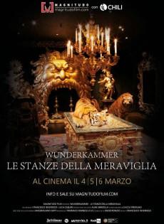 Wunderkammer - Le Stanze della Meraviglia (2017) Poster