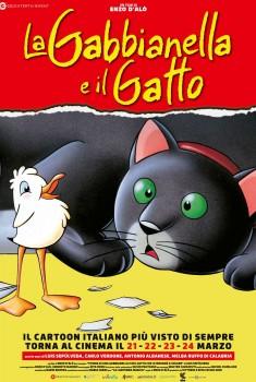 La Gabbianella e il Gatto (1998) Poster