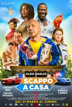 Scappo a casa (2019) Poster