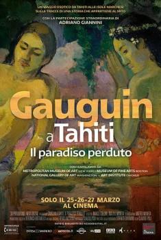 Gauguin a Tahiti. Il Paradiso Perduto (2019) Poster