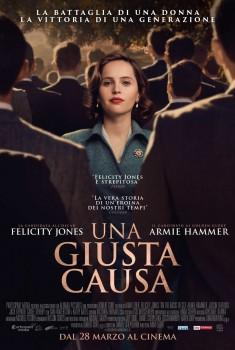 Una Giusta Causa (2018) Poster