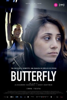 Butterfly (2018) Poster