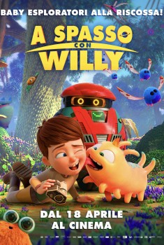 A spasso con Willy (2019) Poster