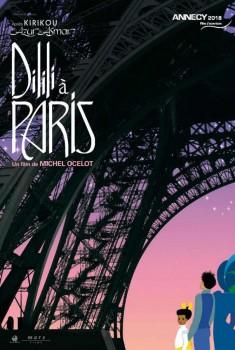 Dilili a Parigi (2019) Poster