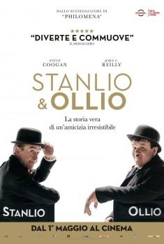 Stanlio & Ollio (2018) Poster