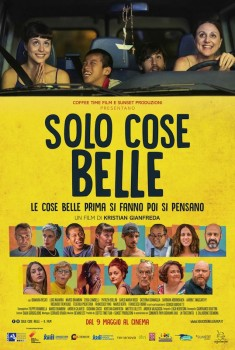 Solo cose belle (2019) Poster