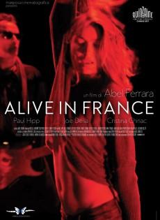 Alive in France (2017) Poster