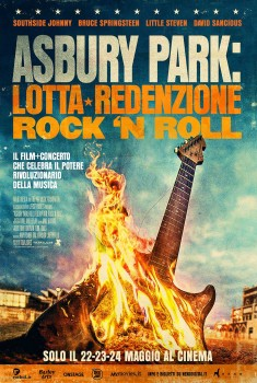 Asbury Park: lotta, redenzione, rock and roll (2019) Poster