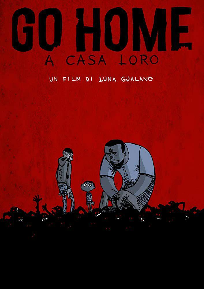Go Home - A casa loro (2019) Poster