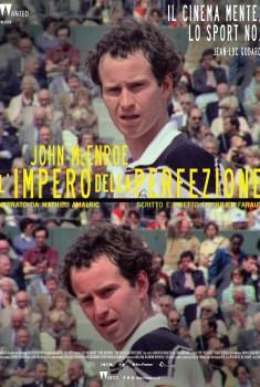 John Mcenroe - L'Impero della Perfezione (2018) Poster