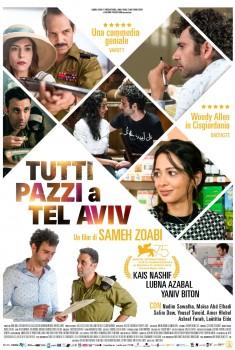 Tutti Pazzi a Tel Aviv (2019) Poster