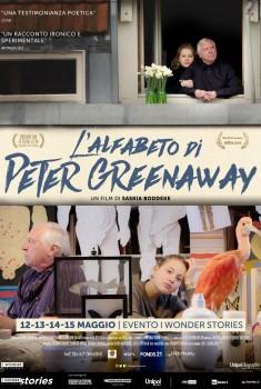 L'alfabeto di Peter Greenaway (2017) Poster