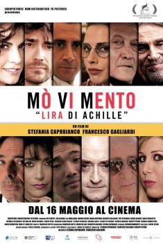 Mò Vi Mento - Lira di Achille (2019) Poster