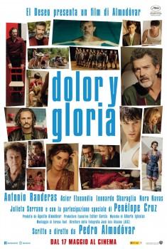Dolor y Gloria (2019) Poster