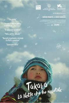 Takara - La Notte che ho nuotato (2019) Poster