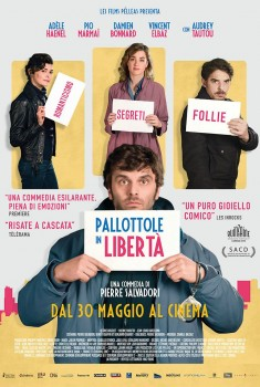 Pallottole in Libertà (2019) Poster