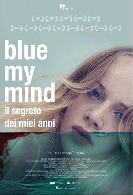 Blue my mind - Il segreto dei miei anni (2019) Poster