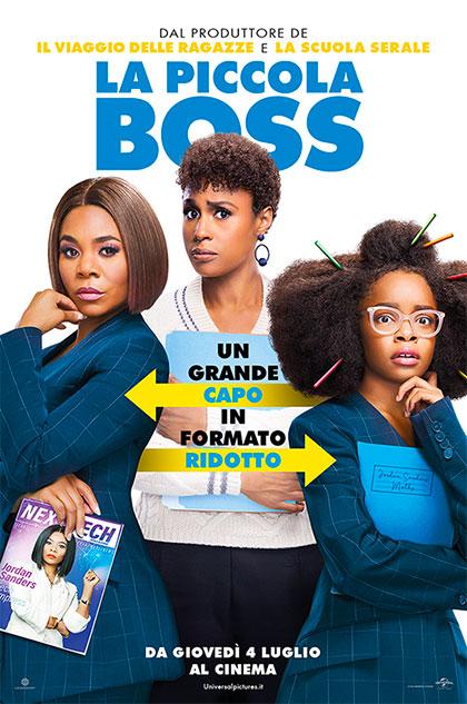La Piccola Boss (2019) Poster