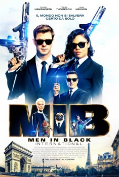 Men in Black 4: International (2019) Poster