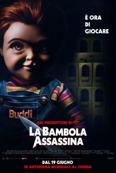 La bambola assassina (2019) Poster