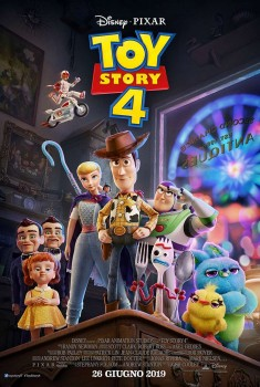 Toy Story 4 (2019) Poster