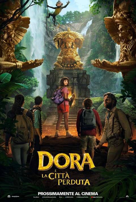 Dora e la città perduta (2019) Poster