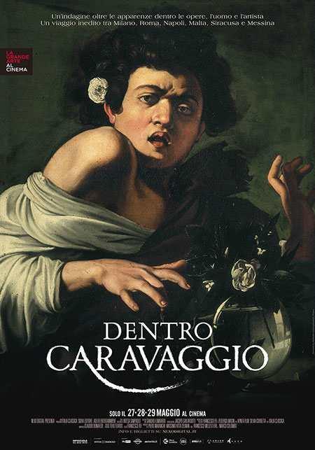 Dentro Caravaggio (2019) Poster