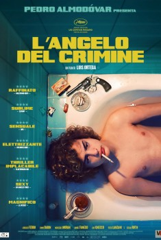 L'Angelo del Crimine (2019) Poster