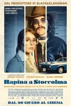 Rapina a Stoccolma (2019) Poster