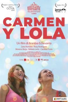 Carmen y Lola (2019) Poster